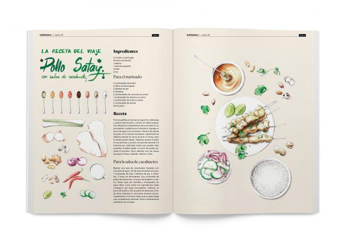 revista lettering e ilustracion konsu llorente